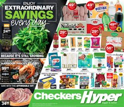 Furniture offers in the Checkers Hyper catalogue in Cape Town