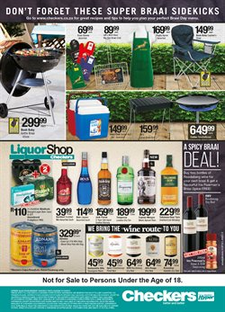 Sports offers in the Checkers Hyper catalogue in Cape Town