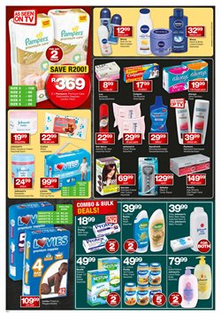 Diapers offers in the Checkers Hyper catalogue in Pretoria