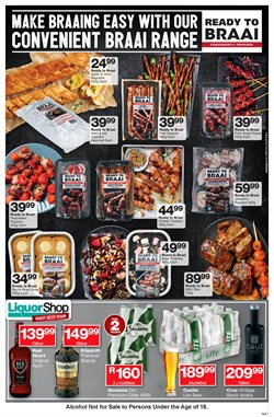 Doors offers in the Checkers Hyper catalogue in Klerksdorp
