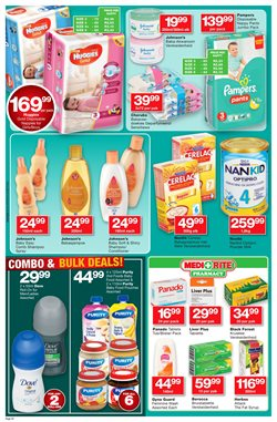 Shampoo offers in the Checkers Hyper catalogue in Klerksdorp