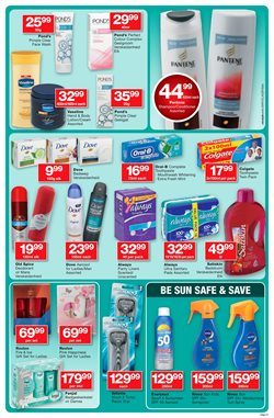 Deodorant offers in the Checkers Hyper catalogue in Klerksdorp