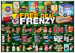 Soap offers in the Checkers Hyper catalogue in Klerksdorp