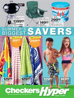 Groceries offers in the Checkers Hyper catalogue in Klerksdorp