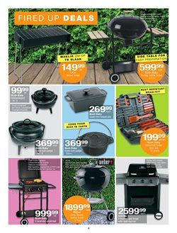 Tools offers in the Checkers Hyper catalogue in Klerksdorp