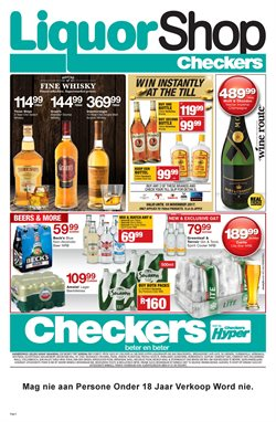 Suit hanger offers in the Checkers Hyper catalogue in Cape Town