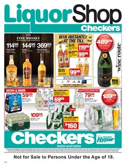 Doors offers in the Checkers Hyper catalogue in Pietermaritzburg