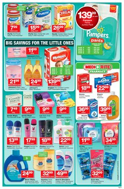 Diapers offers in the Checkers Hyper catalogue in Port Elizabeth