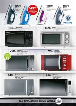 Oven Offers In The Checkers Hyper Catalogue Vereeniging