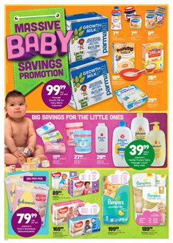 Diapers offers in the Checkers Hyper catalogue in Cape Town