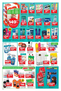 Fabric softener offers in the Checkers Hyper catalogue in Cape Town