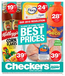 Checkers Hyper deals in the Bloemfontein special