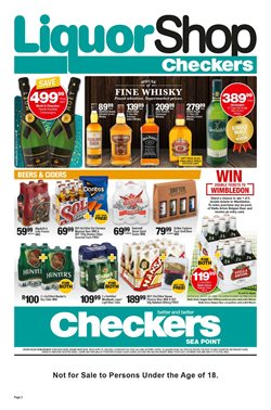 Tools offers in the Checkers Hyper catalogue in Cape Town