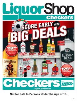 Checkers Hyper deals in the Pietermaritzburg special