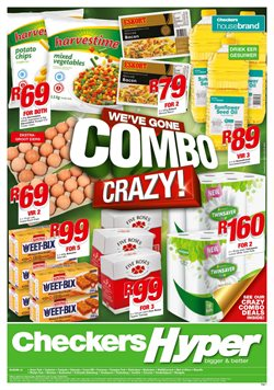 Checkers Hyper deals in the Johannesburg special