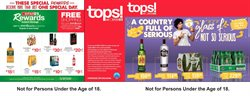 Spar Tops deals in the Cape Town special