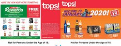 Spar Tops deals in the Melmoth special