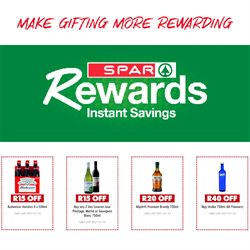 Spar Tops catalogue in Port Elizabeth ( Expired )