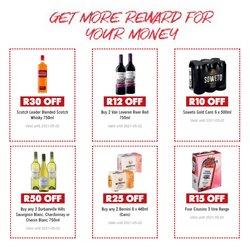 Groceries offers in the Spar Tops catalogue ( 18 days left )