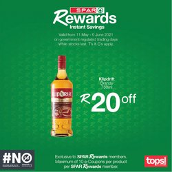 Spar Tops catalogue ( 21 days left )