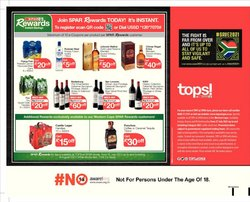 Apple offers in the Spar Tops catalogue ( Published today)