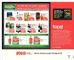 Spar Tops offers in the Spar Tops catalogue ( Published today)