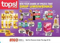 Spar Tops catalogue ( 7 days left)