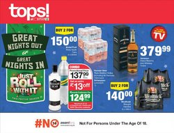 Spar Tops catalogue ( Published today)