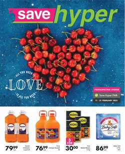Save Hyper catalogue ( Expired )