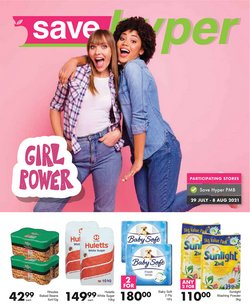 Save Hyper offers in the Save Hyper catalogue ( 5 days left)