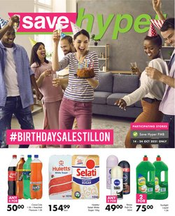Save Hyper offers in the Save Hyper catalogue ( Expires tomorrow)