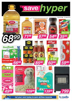 Save Hyper deals in the Pietermaritzburg special