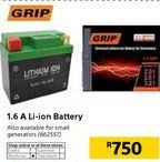 Batteries offer at