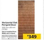 Doors offer at R 349