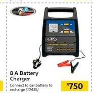 8A Battery Charger offer at R 750