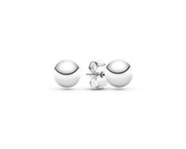 Classic Bead Stud Earrings offer at R 779