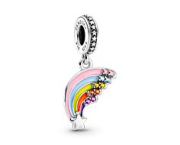 Colourful Rainbow Dangle Charm offers at R 899