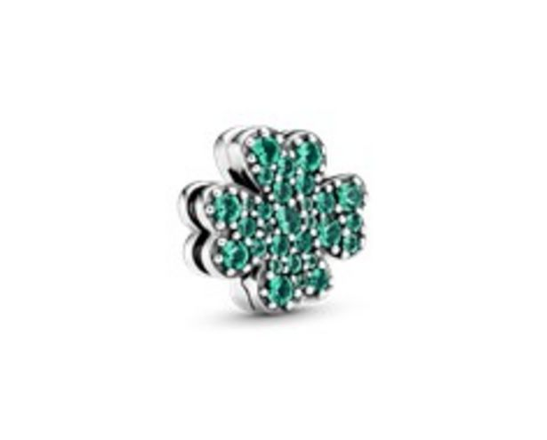 Pavé Four-Leaf Clover Clip Charm offer at R 979