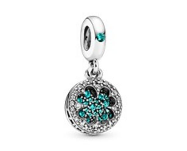Lucky Four Leaf Clover Dangle Charm offer at R 1199
