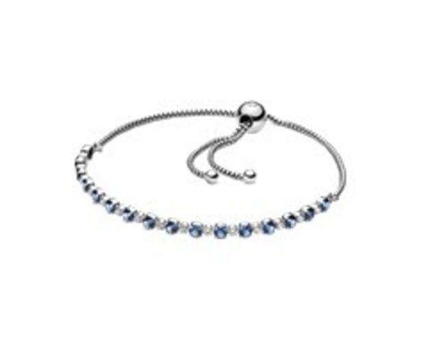 Blue & Clear SparkleSlider Bracelet offers at R 1199