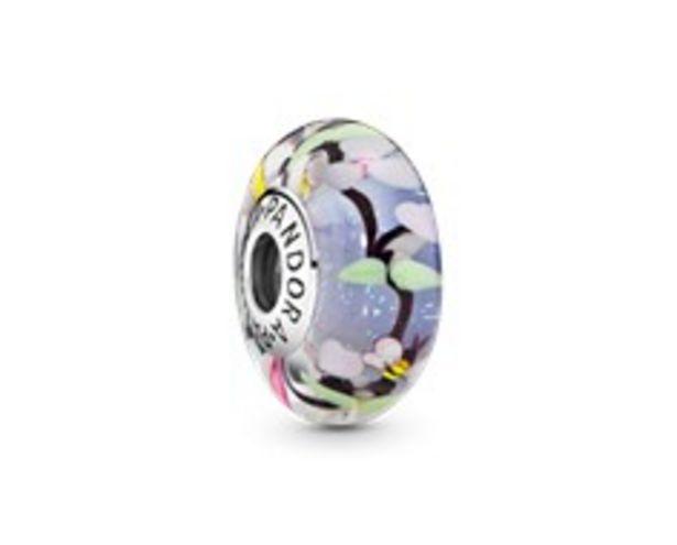 Garden Scene Murano Glass Charm offers at R 779