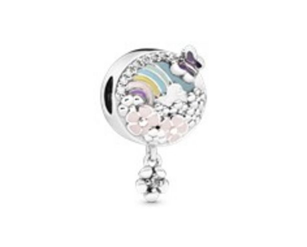 Rainbow & Flower Dangle Charm offers at R 1199