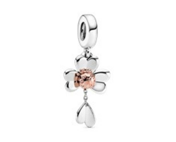 Clover & Ladybird Dangle Charm offer at R 979
