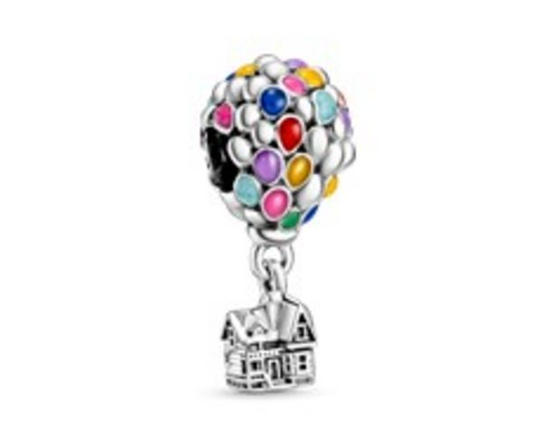 DisneyPixarUp House & Balloons Charm offer at R 979