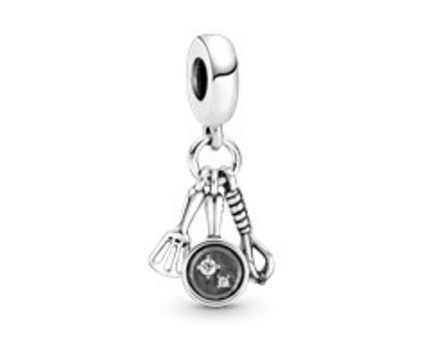 Spatula, Frying Pan & Whisk Dangle Charm offers at R 899
