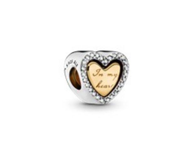 In My Heart Split Heart Charm offer at R 1399