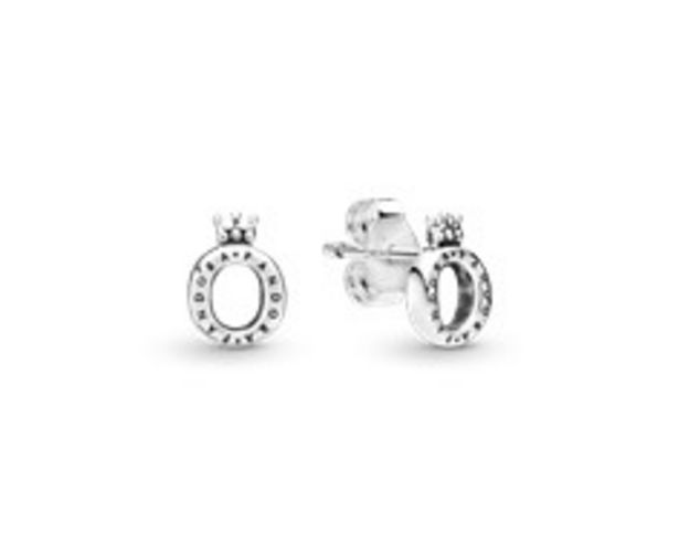 Polished Crown O Stud Earrings offer at R 699