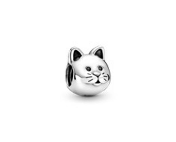 Cat silver charm offers at R 579