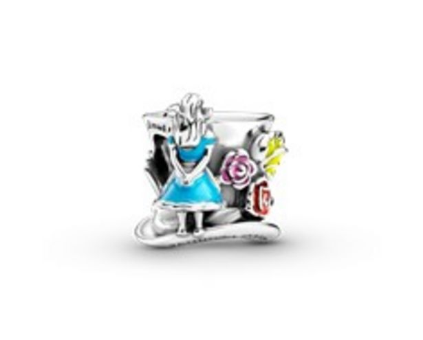 Disney Alice in Wonderland & The Mad Hatter's Tea Party Charm offers at R 1199
