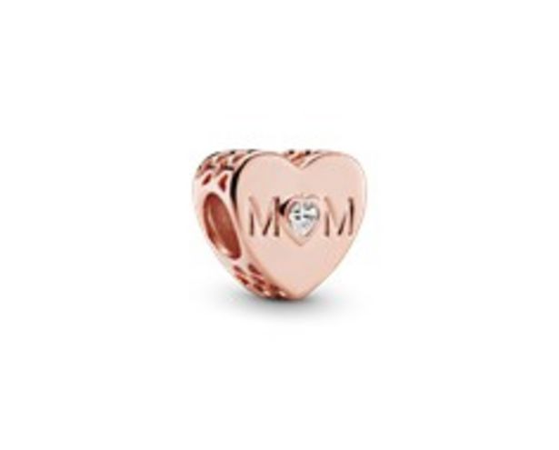 Clear Mum Heart Charm offer at R 979